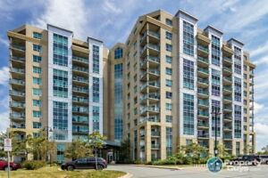 Chic style and perfectly maintained, modern 1 bed condo!