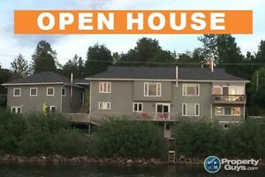 OPEN HOUSE! This property is full of character & priceless view!
