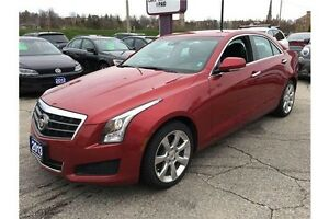 2013 Cadillac ATS 3.6L Luxury Luxury !! AWD !! CLEAN CAR-PROO... Kitchener / Waterloo Kitchener Area image 10