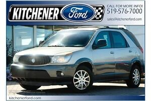 2005 Buick Rendezvous CXL/AWD/DUAL CLIMATE/ROOF RACK/PWR WIND...