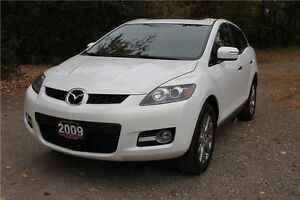 2009 Mazda CX-7 GT | AWD | Sunroof + Leather + CERTIFIED