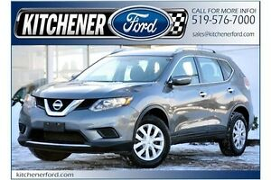 2015 Nissan Rogue AWD/CAMERA/ROOF RACK/SIRIUS/PWR GROUP