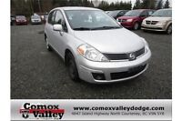 2008 Nissan Versa 1.8S Low kms, A/C, Automatic & Keyless Entry