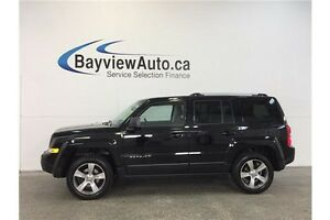 2016 Jeep PATRIOT HIGH ALTITUDE- 4WD! SUNROOF! HEATED SEATS! Belleville Belleville Area image 1