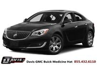 2015 Buick Regal Base Rates Starting at 0.9%! Leather interior!