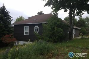 Minutes to shopping, close to salt water, located in Clarenville