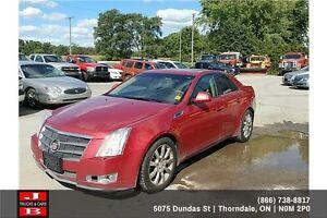 2009 Cadillac CTS 3.6L AWD!