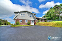 Spectacular Executive Home with Land to Spare!