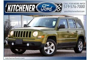 2012 Jeep Patriot Sport/North 4X4/NORTH EDTN/SUNROOF/HEATED S...