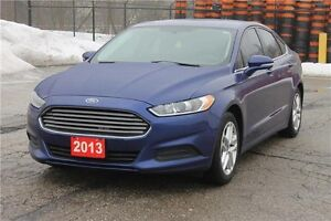 2013 Ford Fusion SE | Accident-FREE | CERTIFIED + E-Tested
