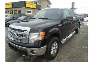 "2014 Ford F-150 XTR ""FINANCING AS LOW AS 3.99% OAC BE APPROVED!!"