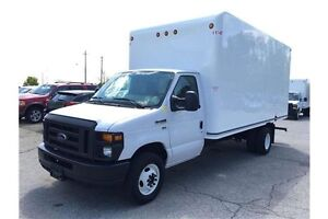 2015 Ford E450 XL !!! COMERCIAL FINANCING AND LEASING AVAILA - Kitchener / Waterloo Kitchener Area image 1