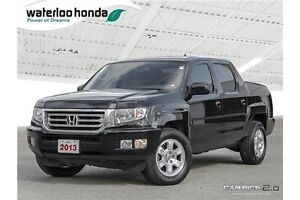 2013 Honda Ridgeline VP AWD, A/C and more!