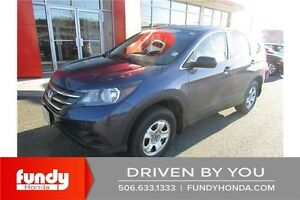 2013 Honda CR-V LX EXTENDED WARRANTY - AWD - READY FOR WINTER!