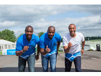 Sporty Individuals required for event marshalling at Colin Jackson's GoDadRun IoM Sun 26th June