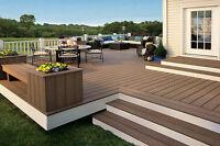Decks, fences, Landscape Solutions