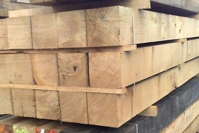200x200x2400mm European Oak Posts ***BEST Quality European Oak***