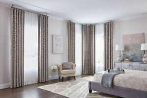 BLACKOUT CURTAINS-SLEEP BETTER -SUMMER PRO