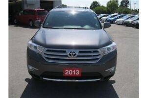 2013 Toyota Highlander V6 Kingston Kingston Area image 8