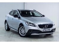 Volvo V40 D4 CROSS COUNTRY PRO (silver) 2016
