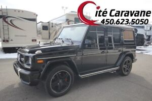 2015 Mercedes-Benz G-Class AMG G63 SUV, Crossover