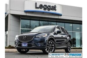 2016 Mazda CX-5 GT GT- LEATHER, MOONROOF, BOSE, BLUETOOTH