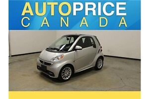 2013 Smart Fortwo Passion PASSION|PANOROOF|NAVI