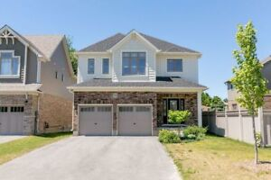 Stunning Home In Growing Beeton! This 2 Year Old Home Comes W/Al