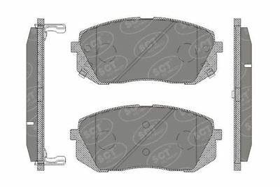 Front Brake Pads for HYUNDAI, KIA