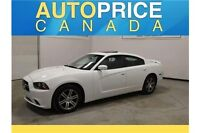 2014 Dodge Charger SXT PLUS MOONROOF LEATHER