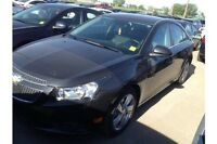 2014 Chevrolet Cruze DIESEL DIESEL. FWD, BACKUP CAMERA