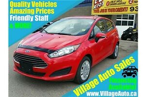 2014 Ford Fiesta SE SUPER CLEAN, SUPER SPORTY, SUPER ECONOMICAL!