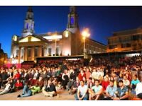 2x tickets to Open Air Cinema Leeds