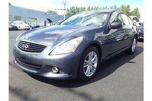 2013 Infiniti G37X Sport | AWD | LEATHER | SUNROOF | LUXURY