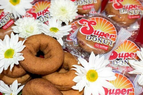 The Original SUPER DONUT by Super Bakery 20 Pack Fortified with Vitamins Mineral