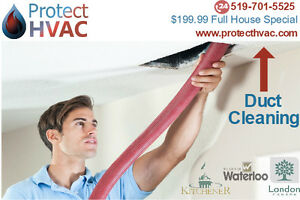 DUCT CLEANING - London Ontario – Call: 519-701-5525 London Ontario image 4