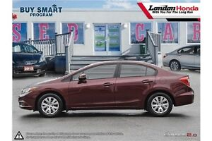 2012 Honda Civic EX-L London Ontario image 3