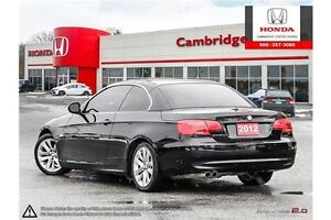 2012 BMW 328 i CONVERTIBLE | PARKING ASSIST SYSTEM | GPS NAVI... Cambridge Kitchener Area image 4