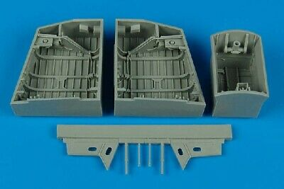 AIRES 4453 English electric Canberra wheel bays Scale 1/48
