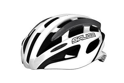 Casco de Bicicleta Salice Mod.spin Col.blanco
