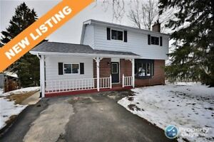 Move in Ready, Remodeled, Mature Neighbourhood