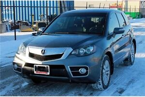 2011 Acura RDX Base | NAVI | AWD | Bluetooth | CERTIFIED