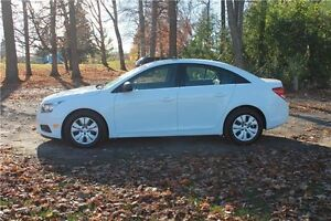 2012 Chevrolet Cruze LS | ONLY 36K | AC | AUTO | CERTIFIED Kitchener / Waterloo Kitchener Area image 2