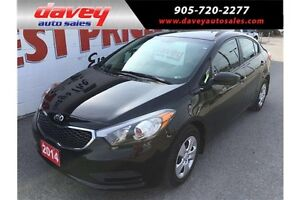 2014 Kia Forte 1.8L LX CRUISE CONTROL, ECO MODE, SATELLITE RADIO