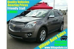 2011 Chevrolet Equinox LTZ LEATHER AND LOADED!