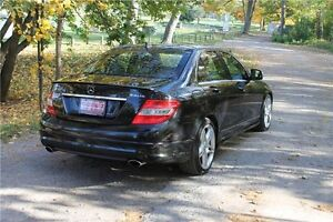 2009 Mercedes-Benz C-Class   AWD 4Matic   CERTIFIED Kitchener / Waterloo Kitchener Area image 5