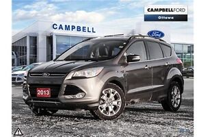 2013 Ford Escape SEL LEATHER-AWD-LOADED-NAV-