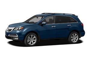 2012 Acura MDX Elite Package - Beautiful and loaded!