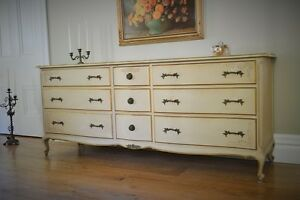Antique French Dresser - free delivery