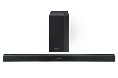 Samsung HW-K450 2.1-Channel Soundbar System with Wireless Subwoofer & Remote
